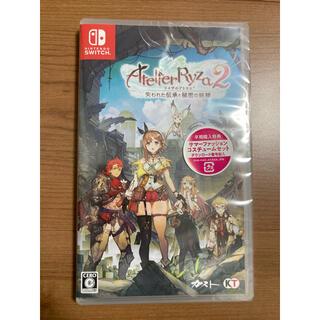 Nintendo Switch - ライザのアトリエ2 ~失われた伝承と秘密の妖精~ Switch