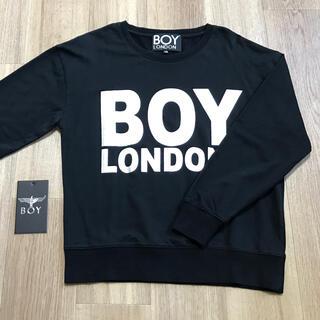 ボーイロンドン(Boy London)の★格安•使用1回のみ★ BOY LONDON ボーイロンドン 長袖 トレーナー(スウェット)