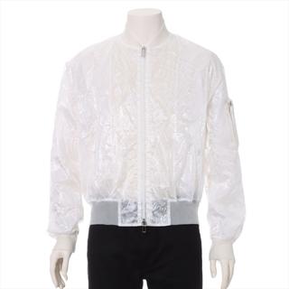 ディオール(Dior)のディオール  ナイロン 44 ホワイト メンズ その他アウター(その他)