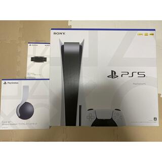 PlayStation - 【新品未開封】PlayStation 5(PS5) 本体 プレステ5 通常モデル