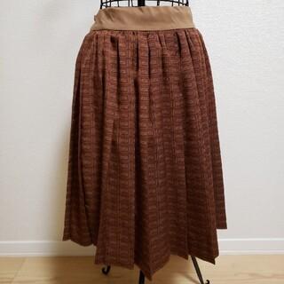 キューポット(Q-pot.)のQ-pot スカート(ひざ丈スカート)