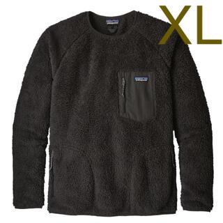 patagonia - patagonia ロスガトスクルー 新品 XLサイズ ブラック 2020新作