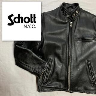 ショット(schott)のschottレザージャケット(レザージャケット)