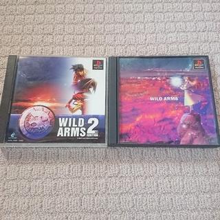 PlayStation - PS  ワイルドアームズ1&2