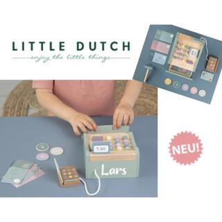 ボーネルンド(BorneLund)のlittle Dutch リトルダッチ  木製レジセット おままごと(知育玩具)