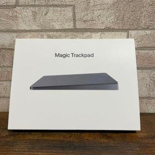 Apple - 新品同様 APPLE MAGIC TRACKPAD 2 スペースグレイ