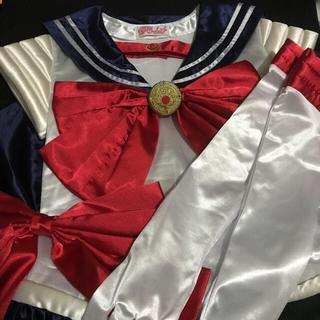 バンダイ(BANDAI)のセーラームーン バンダイオフィシャルコスチューム コスプレ(衣装)