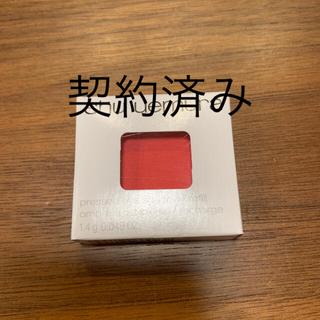 シュウウエムラ(shu uemura)のシュウウエムラ プレスド アイシャドー レフィル Sレッド 160B(1.4g)(アイシャドウ)