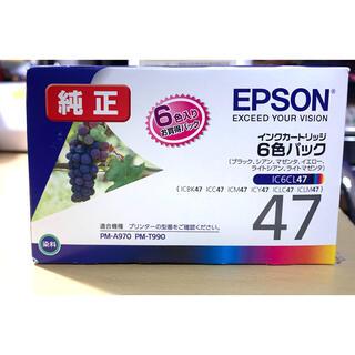 EPSON - EPSON IC6CL47  6色セット