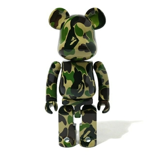 A BATHING APE - 超合金 BE@RBRICK ABC CAMO