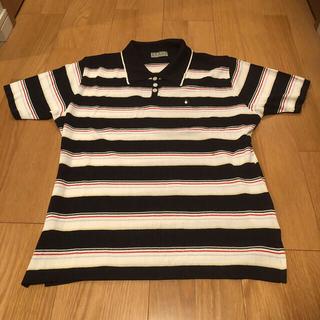 マンシングウェア(Munsingwear)のマンシングウェア  ZYXON レディース ポロシャツ 白黒(ウエア)