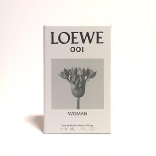 ロエベ(LOEWE)のLOEWE★ロエベ 001 WOMAN ウーマン オードパルファム 30ml(香水(女性用))