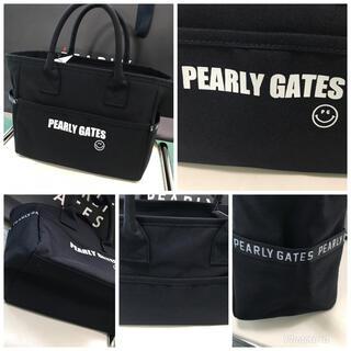 パーリーゲイツ(PEARLY GATES)のパーリーゲイツ 人気ニコちゃん カートバック(バッグ)