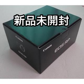 Canon - 新品未開封 キヤノン EOS RP  ボディ