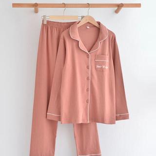 パジャマ 綿100 二重 ガーゼ 長袖 上下セット レディース