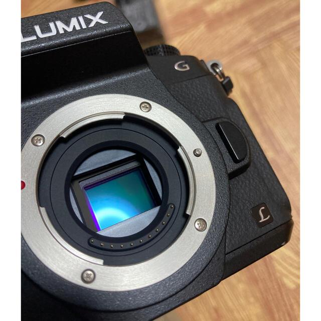 Panasonic(パナソニック)のPanasonic DMC−G8 DMC-G8M スマホ/家電/カメラのカメラ(その他)の商品写真