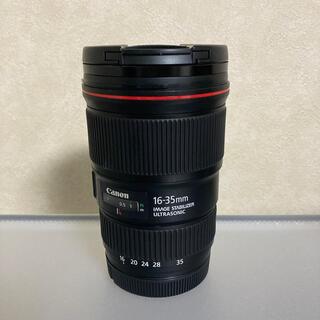 Canon - EF16-35F4L IS USM(レンズのみ)