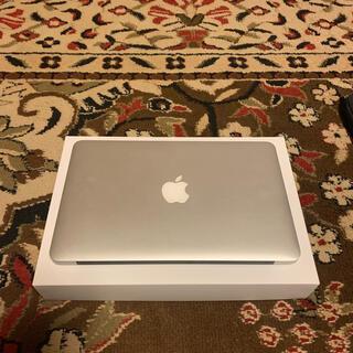 マック(Mac (Apple))のMacBook Air 1600/11.6値下げ中(ノートPC)