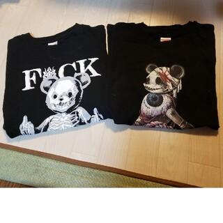 FUNKY FRUIT - 【値下げ】ドラッグハニー 店舗限定 シャツ 2点セット Mサイズ