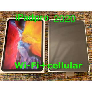 iPad - 【新品同様】iPad Pro 11インチ 2020 cellular 128GB