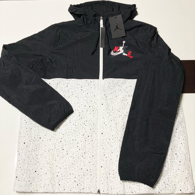 NIKE(ナイキ)の⭕️エアジョーダン ジャケット⭕️ L 定価11,000円 S.M.LXLあり メンズのジャケット/アウター(ナイロンジャケット)の商品写真
