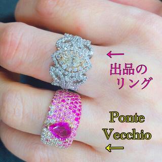 PT900/K18ダイヤモンドリング ✨ダイヤ1.406カラット✨中央宝石ソ