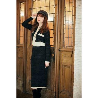Textured Wool-blend Two Piece Sサイズ(セット/コーデ)