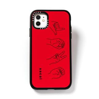 サカイ(sacai)のsacai iphone ケース casetify(iPhoneケース)
