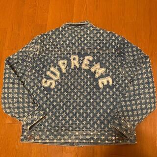 Supreme - 新品未使用 supreme デニムジャケット シュプリーム Lサイズ