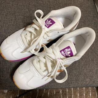 adidas - 【匿名発送】adidas スニーカー 24㎝