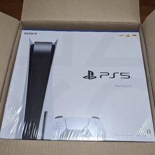 プレイステーション(PlayStation)のPlayStation5 本体 CFI-1000A01 PS5(家庭用ゲーム機本体)