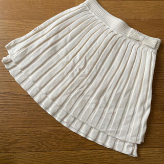 クリスチャンディオール(Christian Dior)のクリスチャンディオール キッズ ニットスカート(スカート)