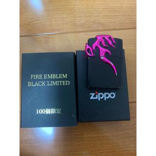 ジッポー(ZIPPO)のZIPPO ファイヤーエンブレム  100個限定(タバコグッズ)