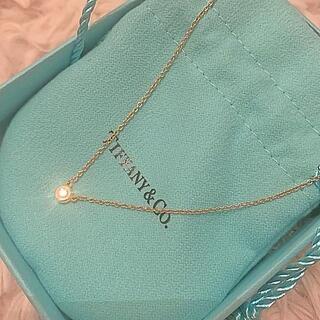 Tiffany & Co. - Tiffany & Co.ティファニー バイザヤード ネックレス