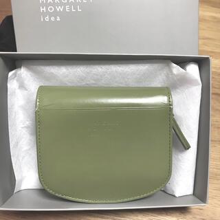 マーガレットハウエル(MARGARET HOWELL)のマーガレット ハウエル アイデア 折財布(財布)