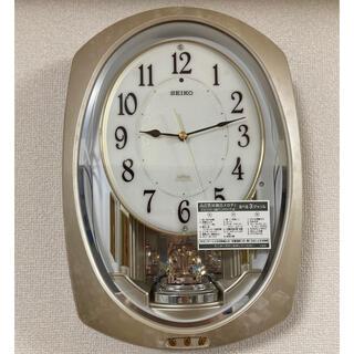 セイコー(SEIKO)のセイコークロック SEIKO CLOCK AM247P [電波掛時計](掛時計/柱時計)