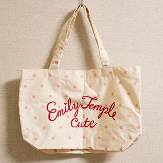 エミリーテンプルキュート(Emily Temple cute)のEmily Temple Cute ロゴトートバッグ(トートバッグ)