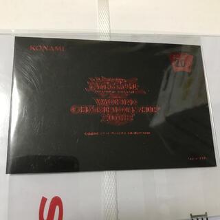 ユウギオウ(遊戯王)のwcs2018 完全未開封②(シングルカード)