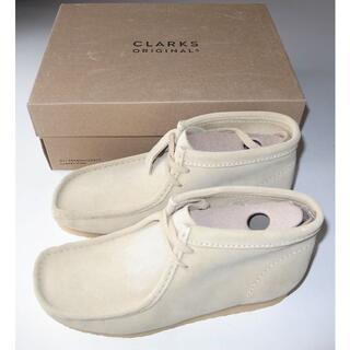 Clarks - Clarks クラークス WALLABEE ワラビー maple UK9 27