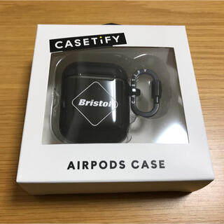 エフシーアールビー(F.C.R.B.)のF.C.R.B. CASETiFY EMBLEM AirPods CASE(その他)