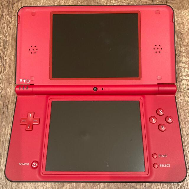 ニンテンドーDS(ニンテンドーDS)の任天堂 DS LL スーパーマリオ25周年 限定 モデル エンタメ/ホビーのゲームソフト/ゲーム機本体(携帯用ゲーム機本体)の商品写真