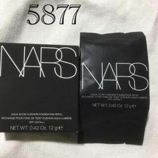 ナーズ(NARS)の★NARS ナーズ ロングウェア クッションファンデーション レフィル 5877(ファンデーション)