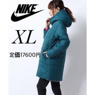 NIKE - 新品 NIKE ナイキ 中綿ジャケット ベンチコート ダウンコート フィル