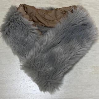 セシルマクビー(CECIL McBEE)のCECILMcBEE ティペット ファー マフラー 襟巻き(マフラー/ショール)