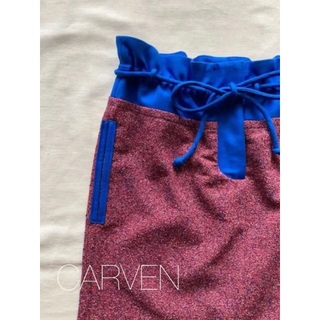 カルヴェン(CARVEN)のCarven スカート♡(ひざ丈スカート)