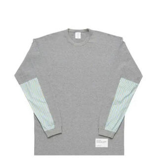 SOPH - MISTERGENTLEMAN STRIPE SWITCHED L/S TEE
