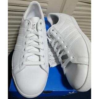 adidas - アディダス コーストスター ホワイト 27.5