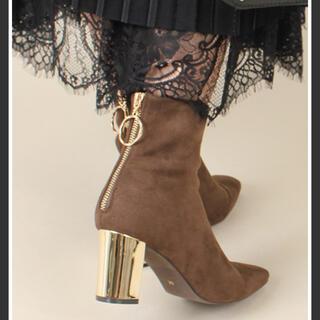 ランダ(RANDA)のRANDA ショートブーツ(ブーツ)