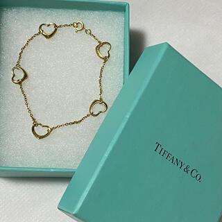 Tiffany & Co. - Tiffany & Co. オープンハート ブレスレット