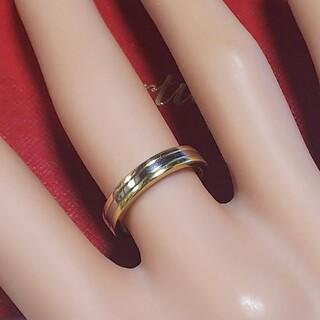 カルティエ(Cartier)のカルティエトリニティリング/Lily様専用です(リング(指輪))